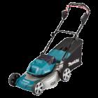 Makita DLM460 Battery Lawn Mower c/w 2 6ah Batteries & Charger