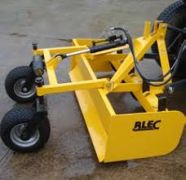 Blec Box Scraper Swivel Wheel Kit