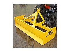 Blec Box Scraper 1800