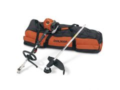 Dolmar Combi Power Unit with Brush Cutter & Carry Bag