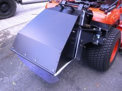 Grass Deflector, G23/G26 Low Dump