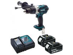 Makita DHP458RTJ Drill Set