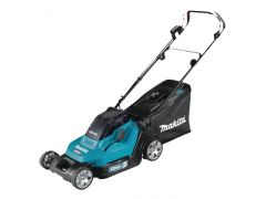 Makita DLM432CT2 c/w 2 5Ah Batteries & twin Charger
