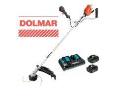 Dolmar AT3726AZ Commercial Battery Brushcutter