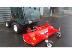 TriMax FX155 Front Mounted Flail Mower
