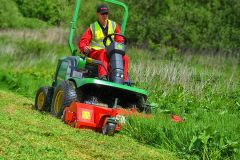 TriMax FX185 Front Mounted Flail Mower