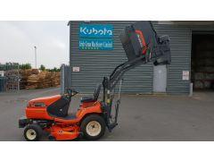 Kubota G21e High Dump