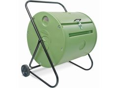 Mantis Back Porch Compost Tumbler