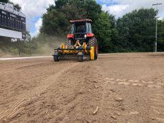 Blec Power Box Rake 240 (tractor & Loader Mounted)