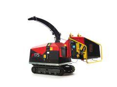 TP175 Track Wood Chipper